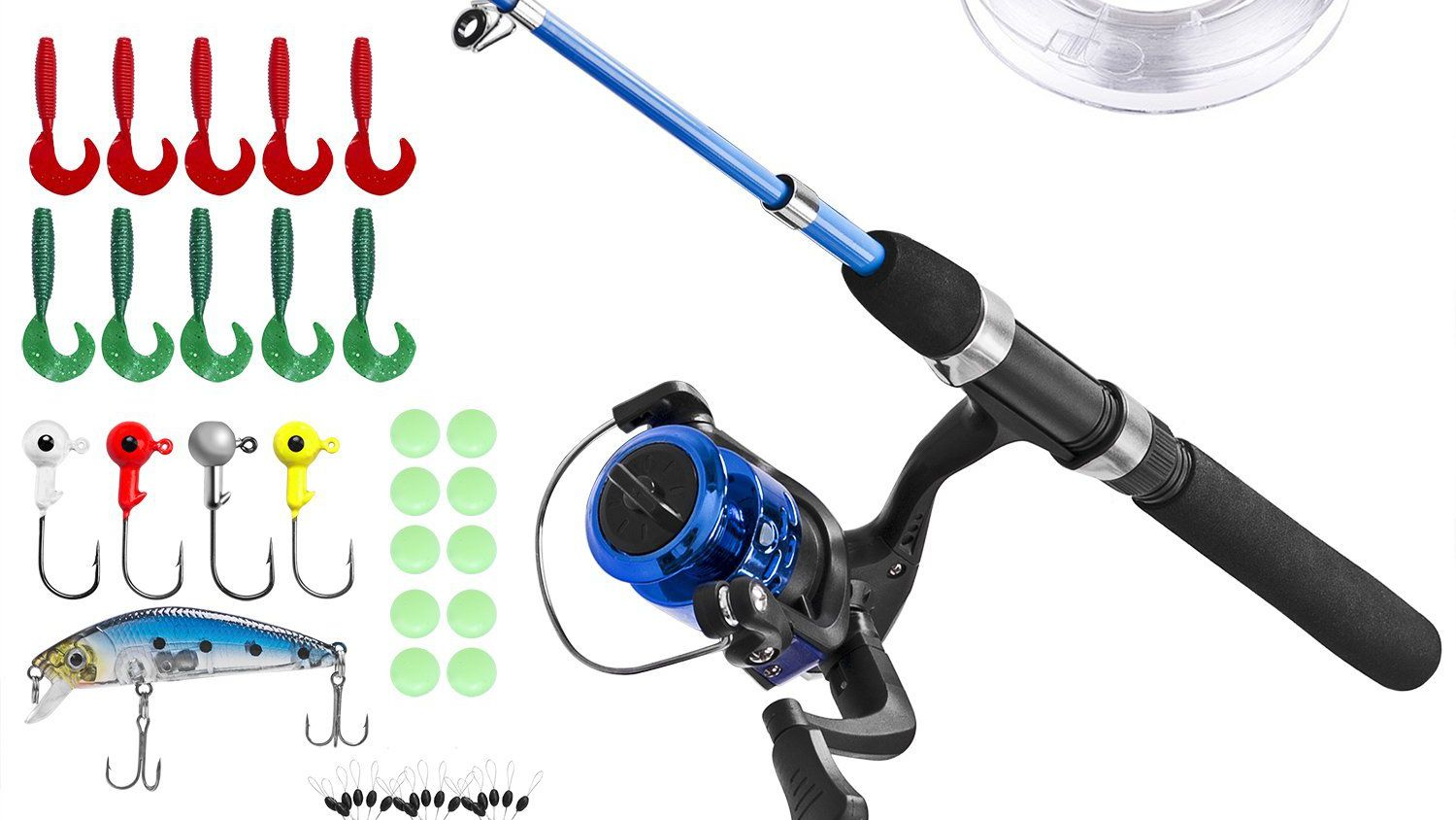 The 7 Best Kids Fishing Poles Of 2021