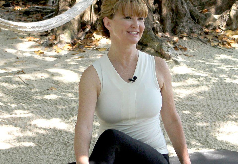 Miranda Esmonde-White is the creator of Classical Stretch and Essentrics.
