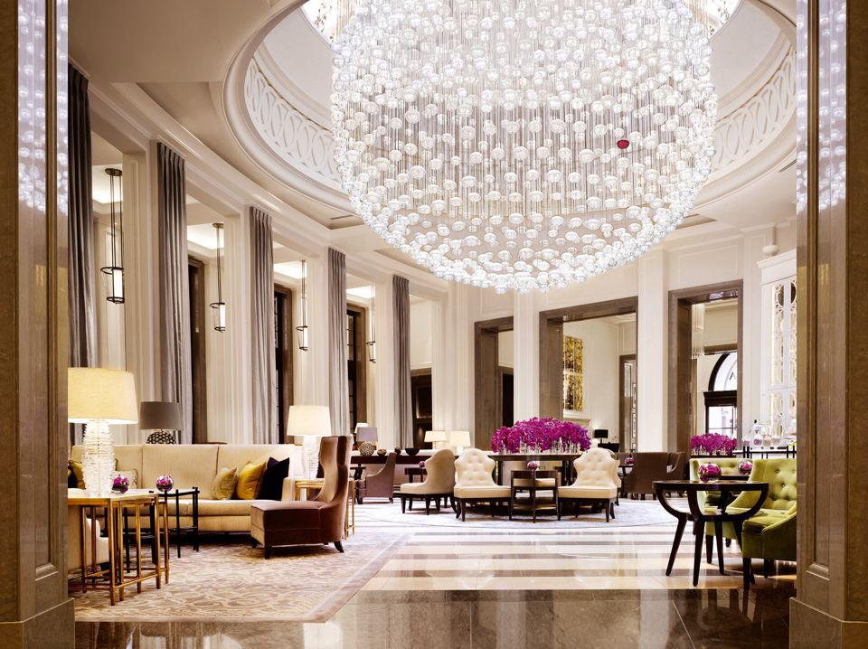 Corinthia Hotel London is pure glamour