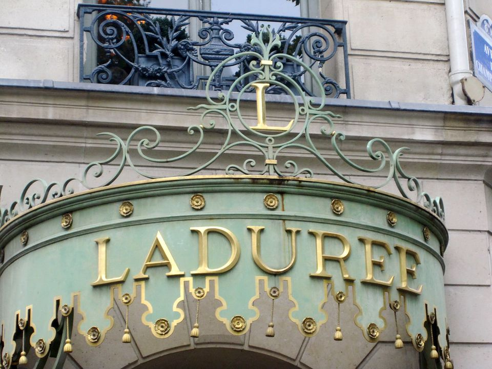 Laduree Champs-Élysees