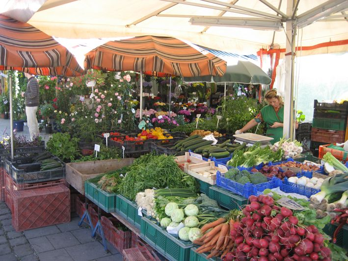 Photo of Viktualienmarkt Munich
