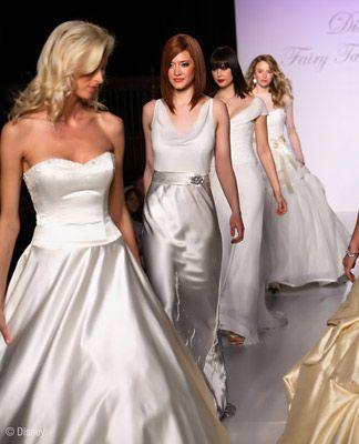 Disneys Fairy Tale Wedding Dress Collection For Destination Brides
