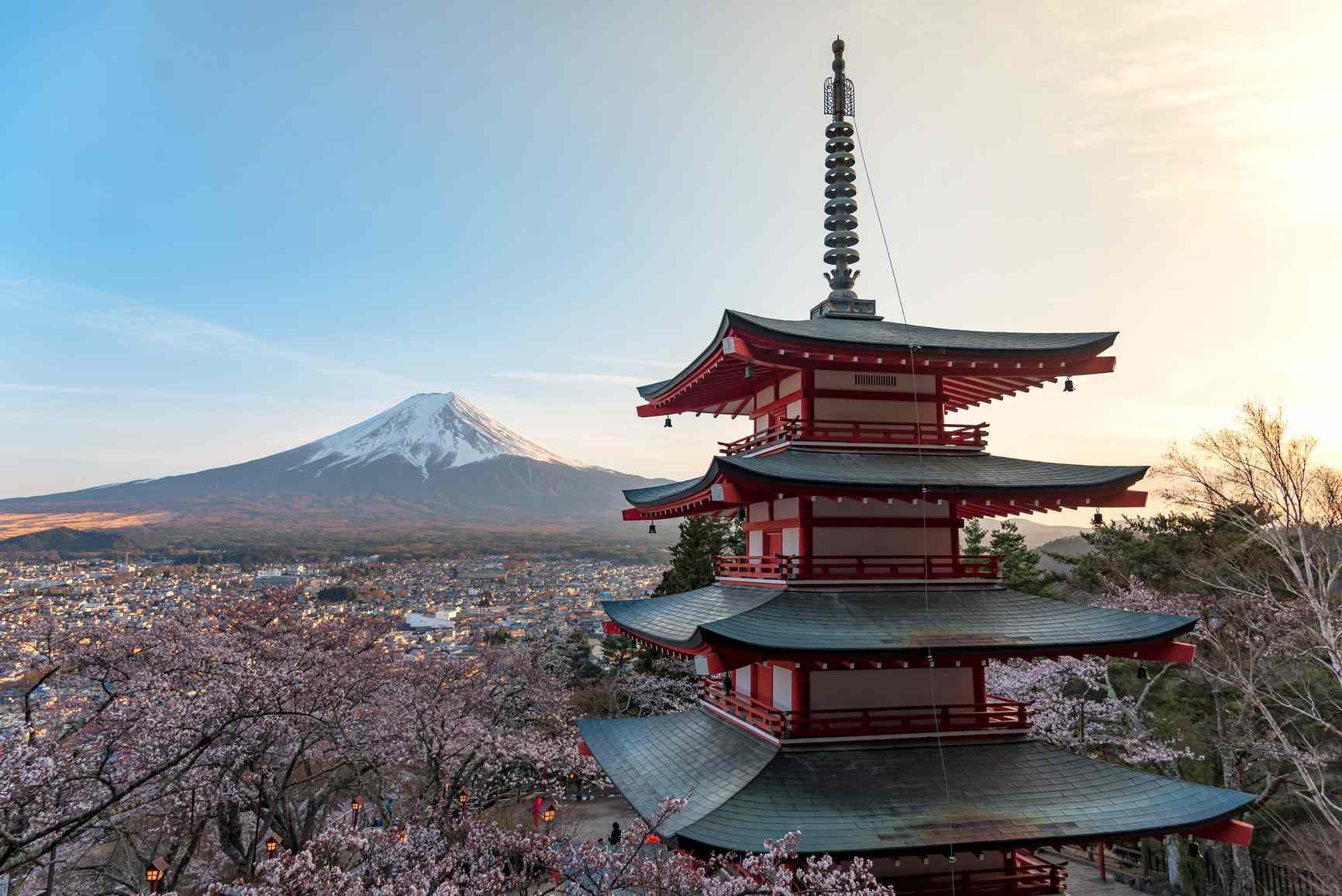 Tokyo in Spring