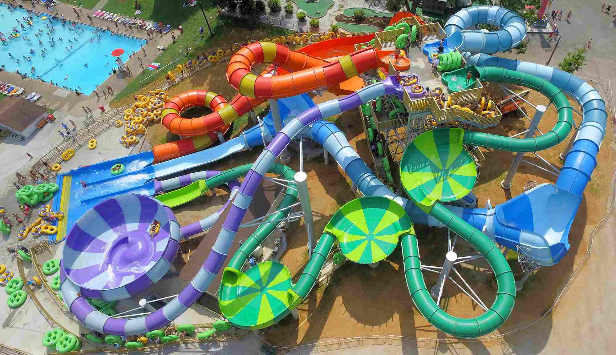 9 Amusement and Theme Parks Near Nashville
