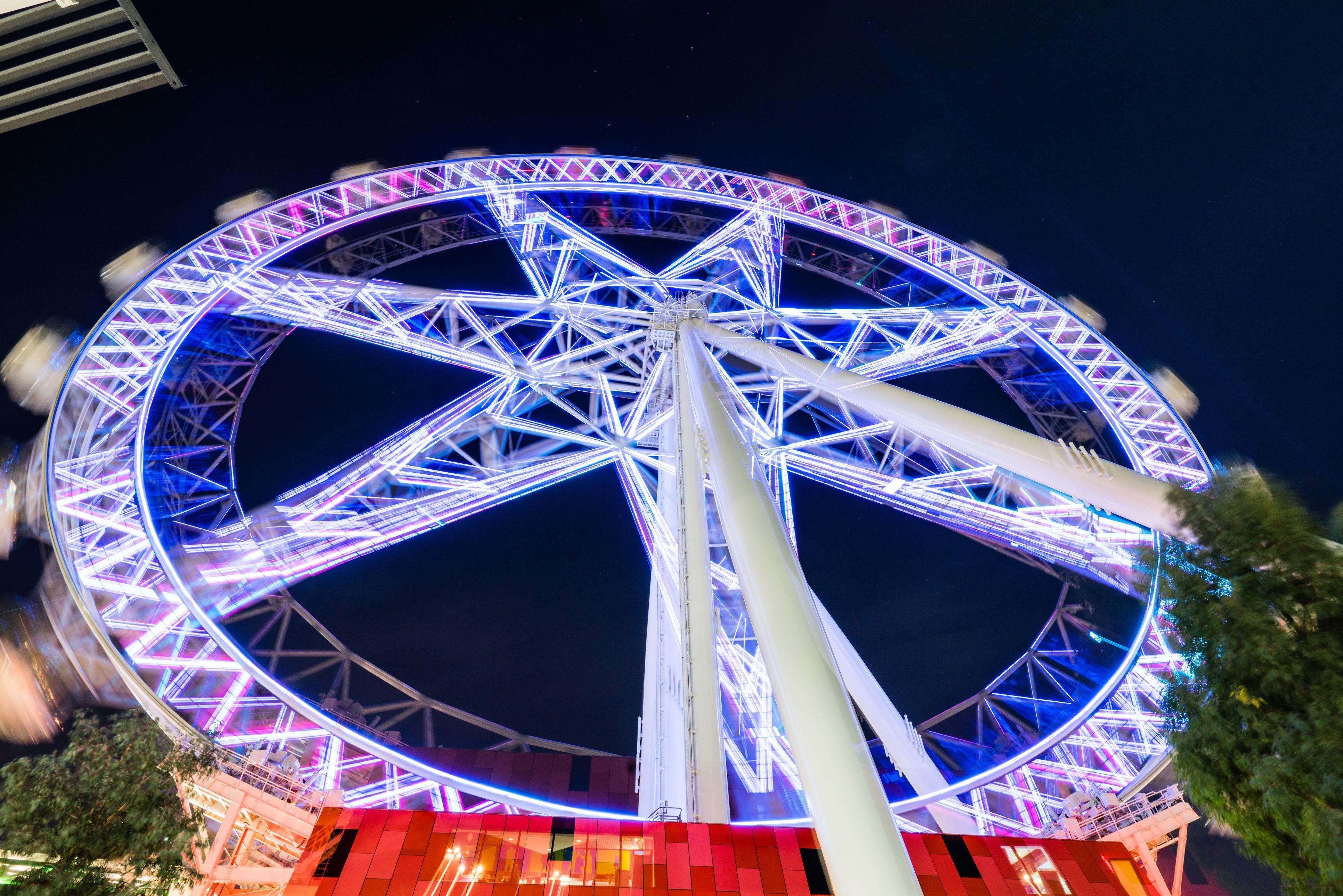 World S 13 Tallest Observation Wheels