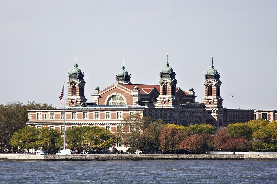 Ellis Island, New York City