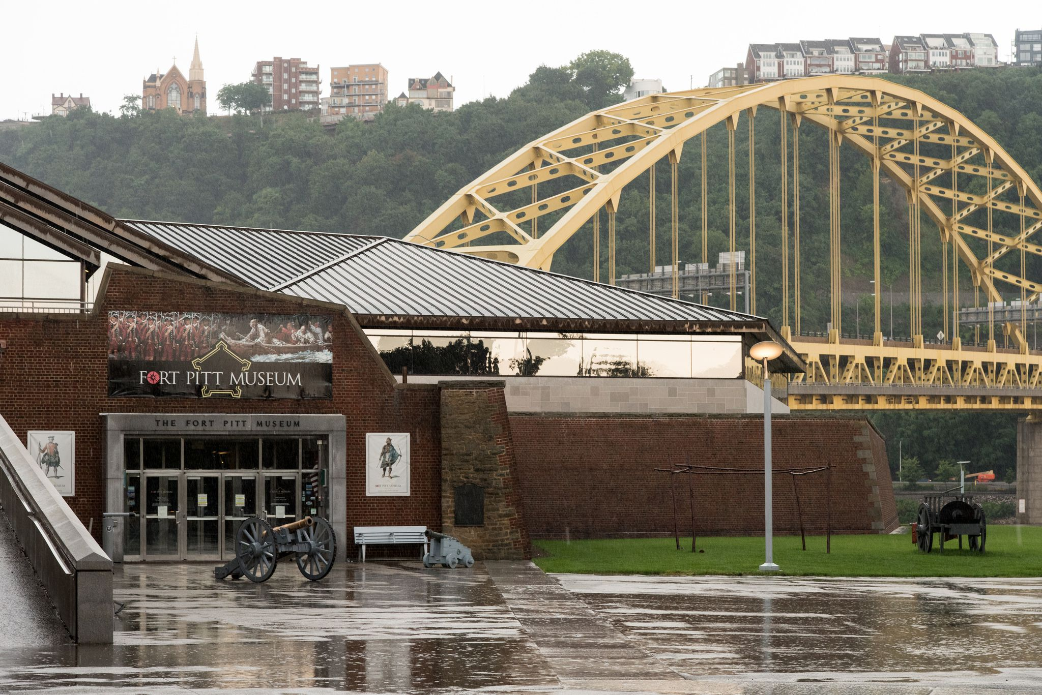 Fort Pitt Museum And Block House Visitors' Guide