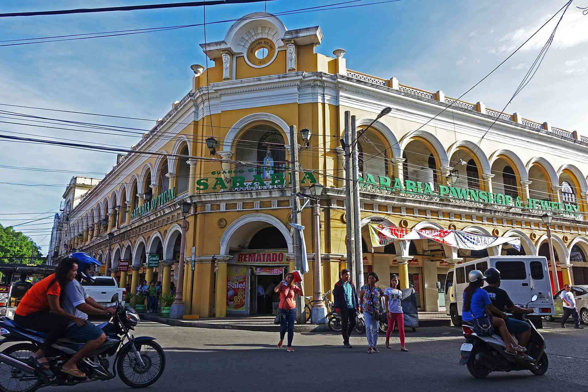 Calle Real, Iloilo, Filipinas
