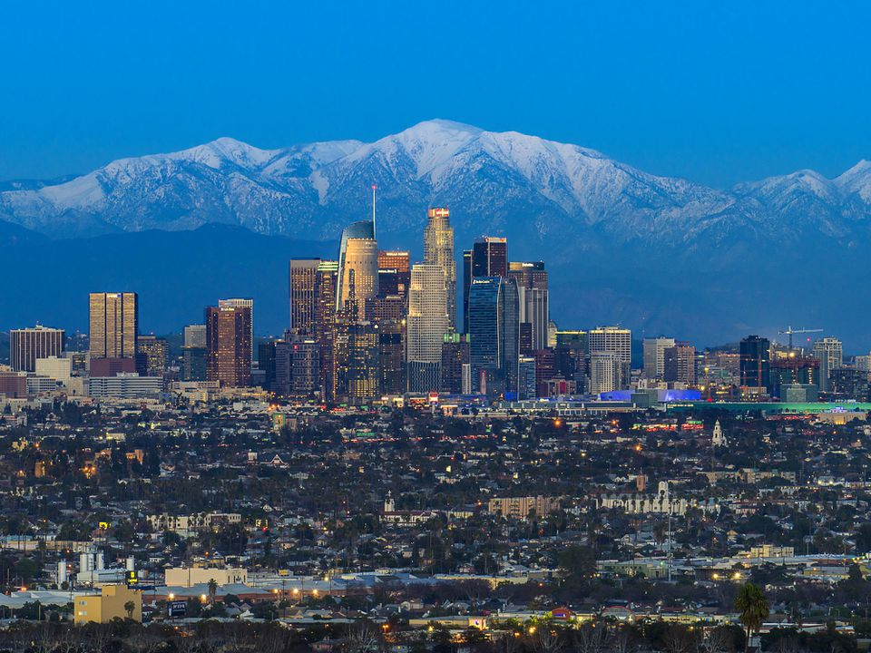 Los Angeles Car Rental Guide And Tips