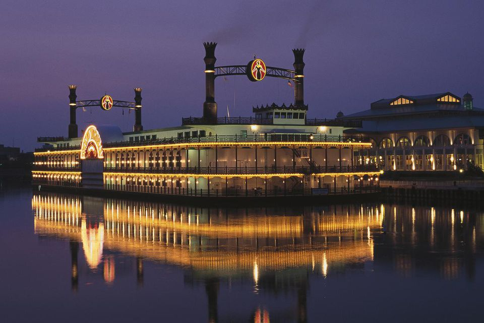 Victoria Riverboat Casino, Elgin, Illinois