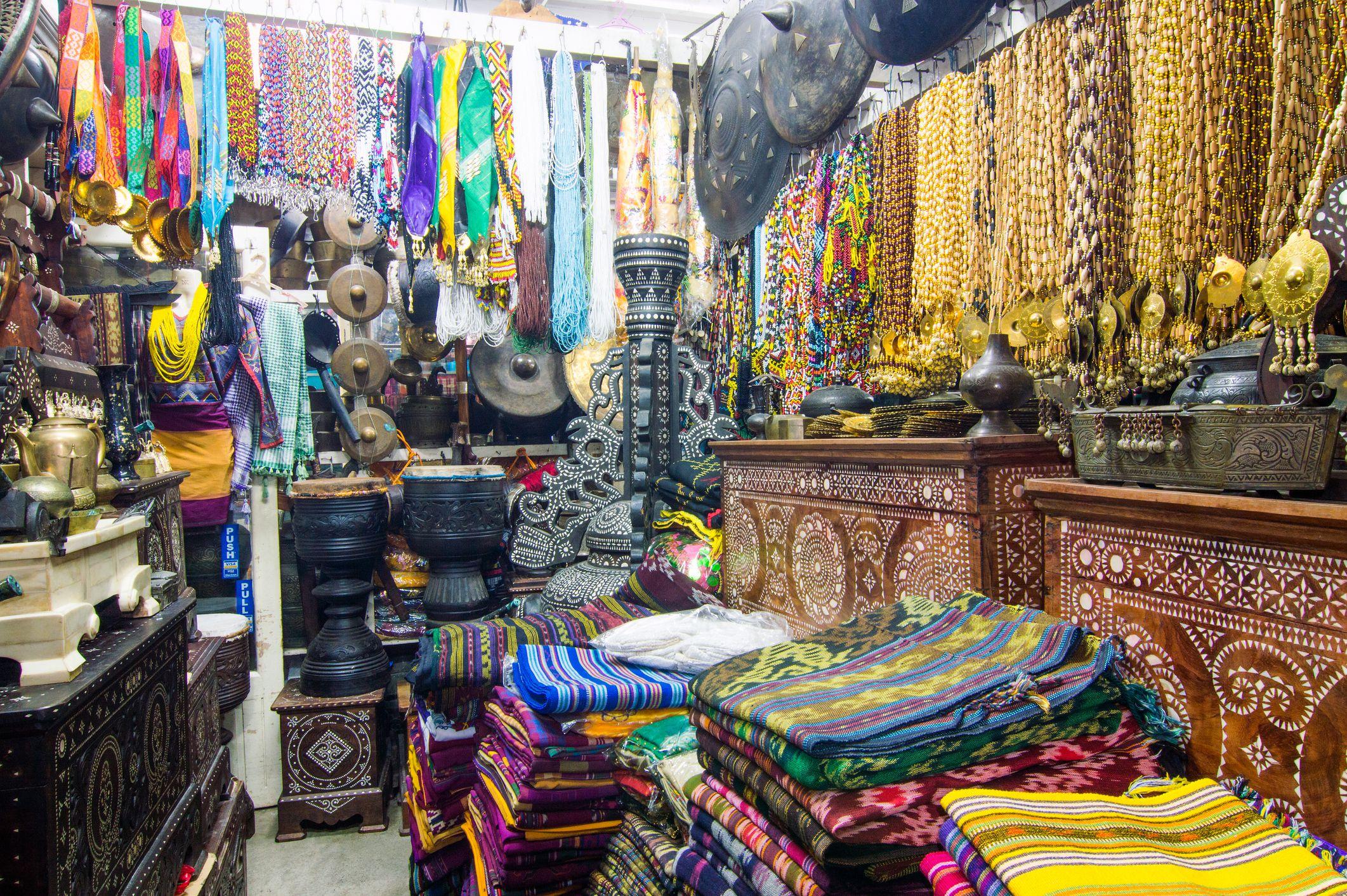 Aldevinco market stall