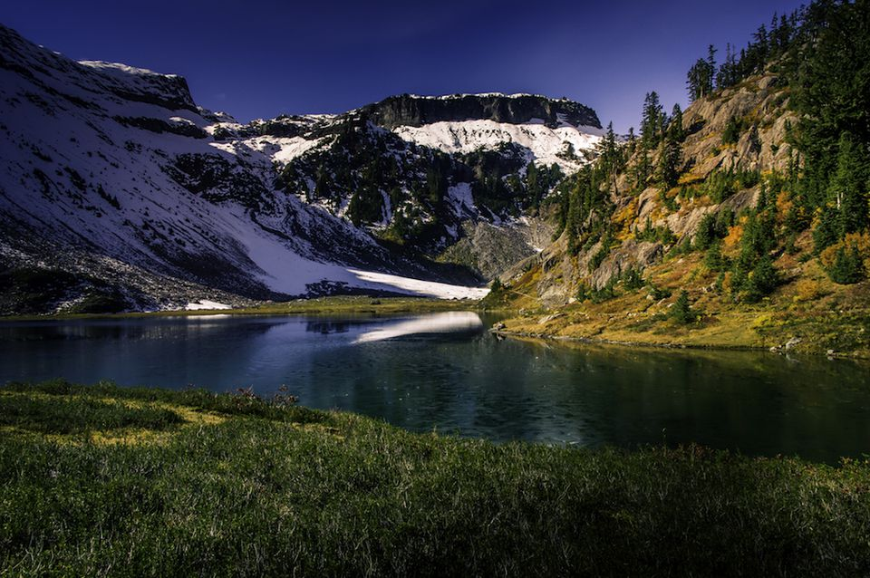 monte Bosque Nacional Baker-Snoqualmie