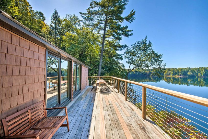 Orwell Cabin on Sunrise Lake