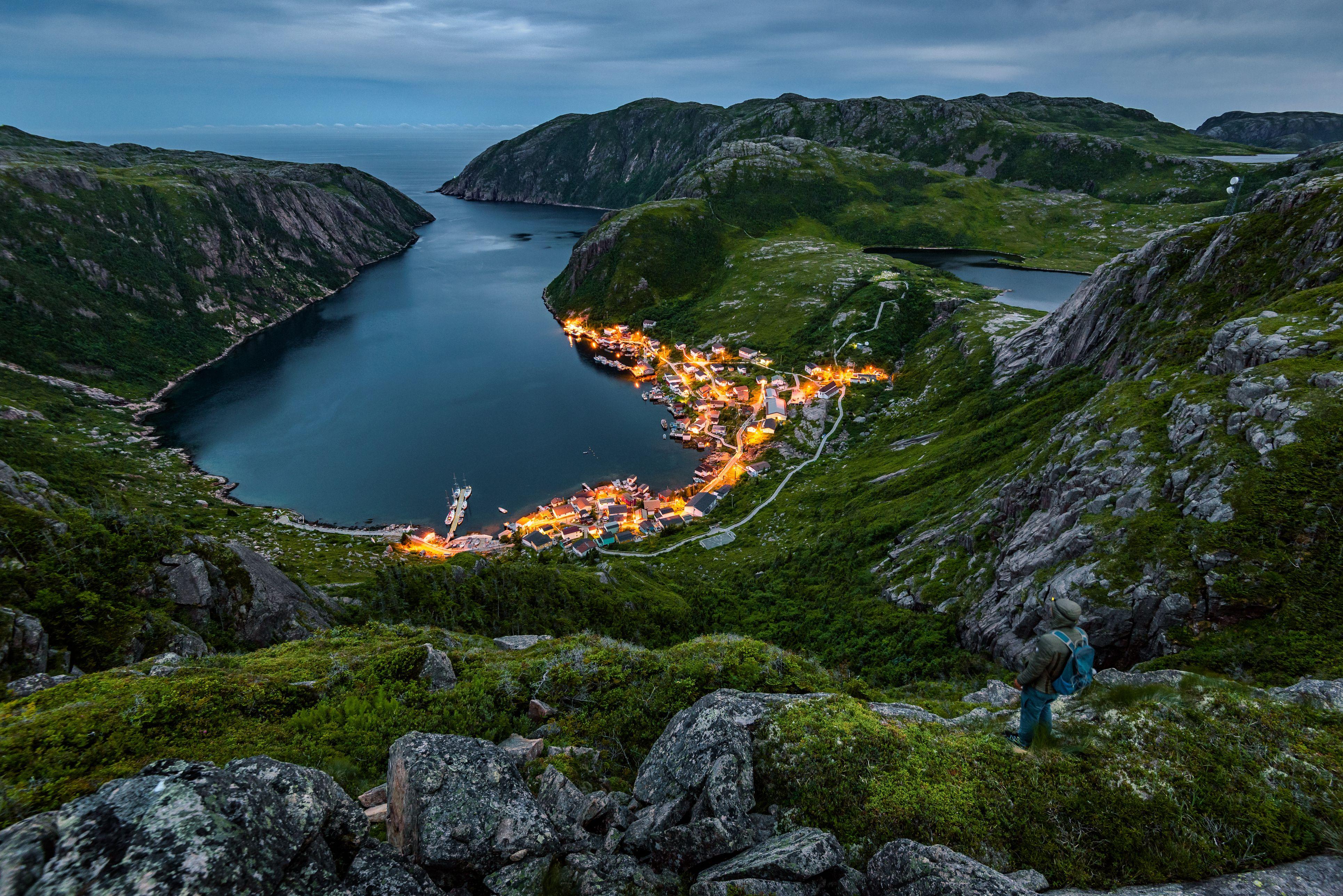 Newfoundland and Labrador at a Glance