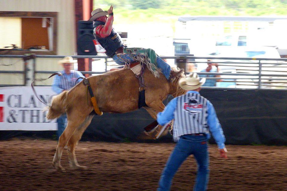 Silver Spurs Rodeo, Kenansville FL