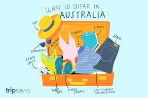 What to wear in Australia
