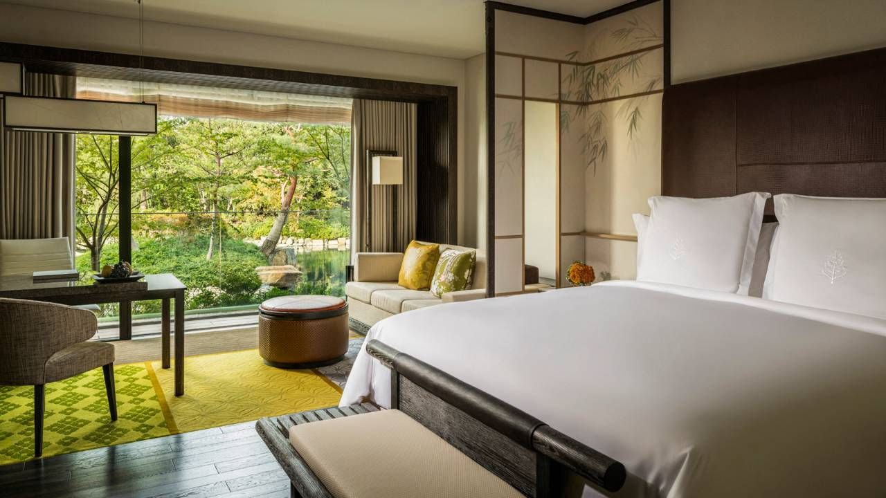 Best Overall Four Seasons Kyoto
