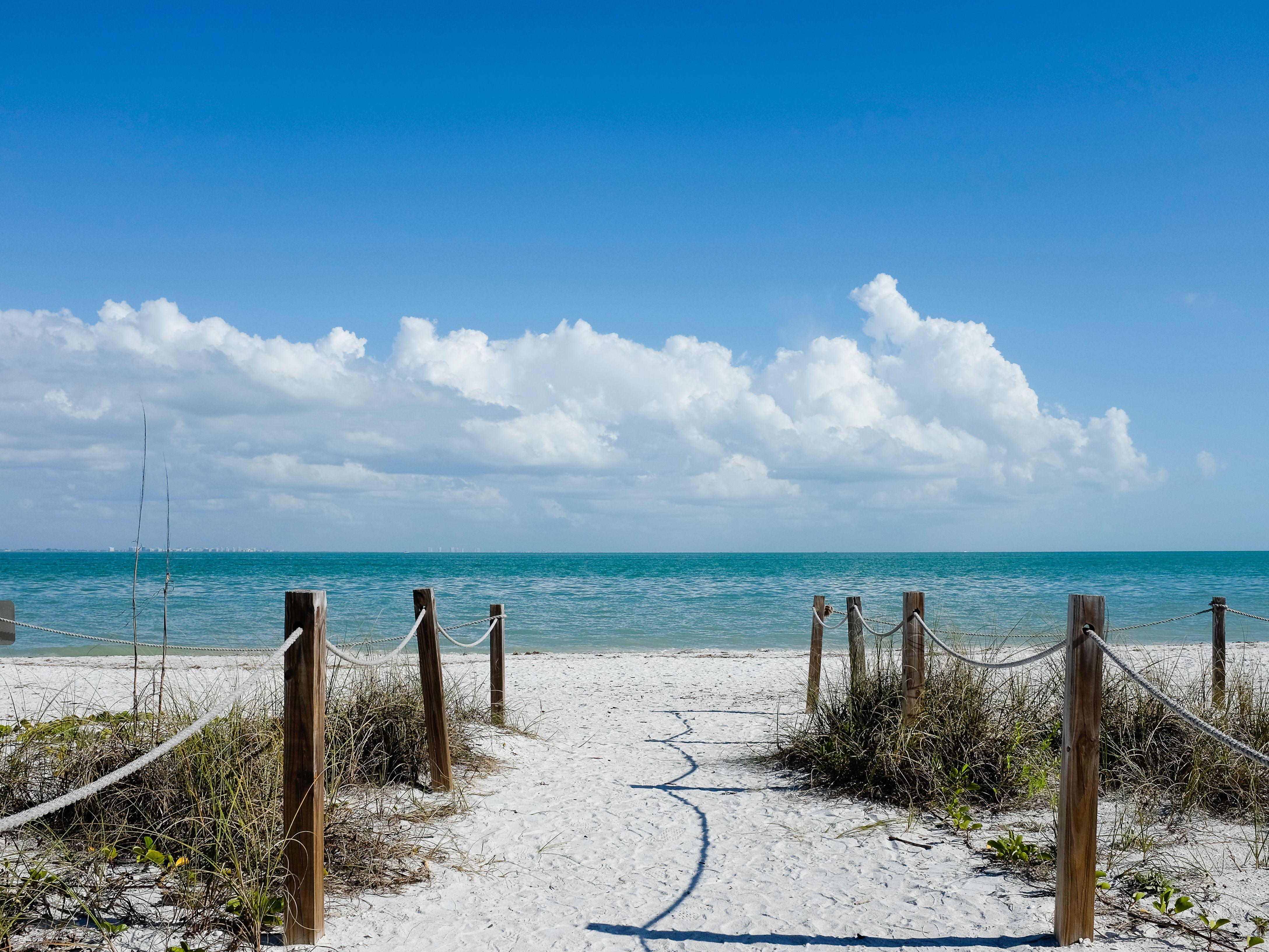 Fort Myers Beach And Sanibel Island