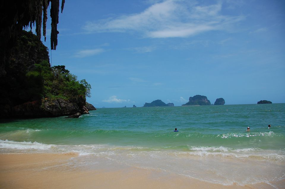 Railay Thailand Beach