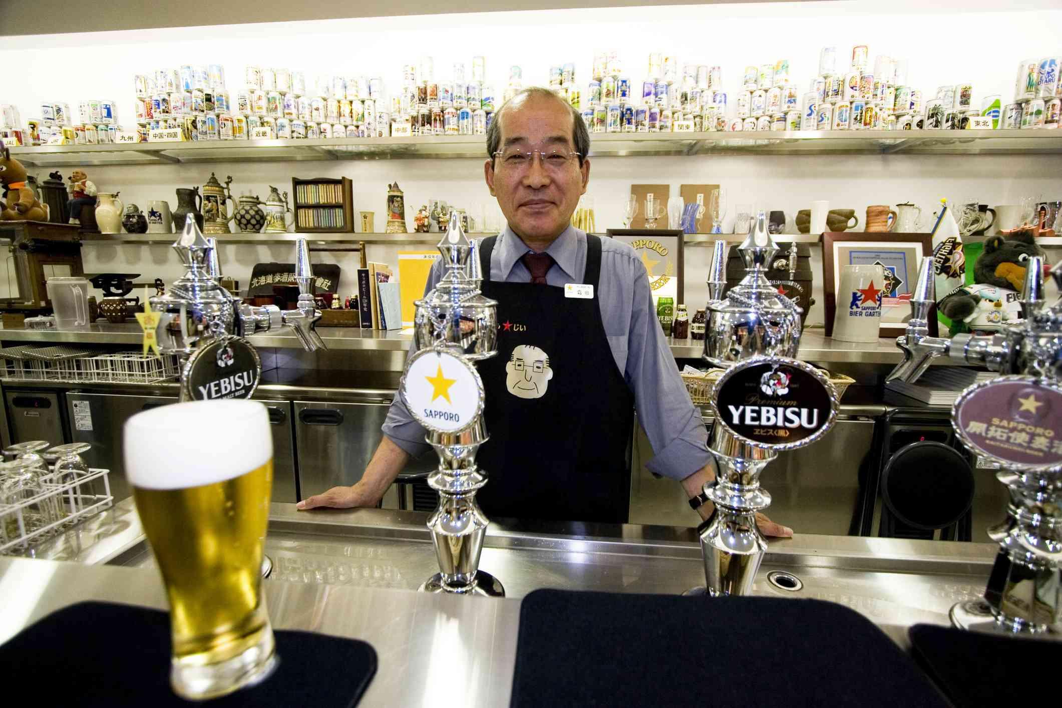 beer museum Sapporo