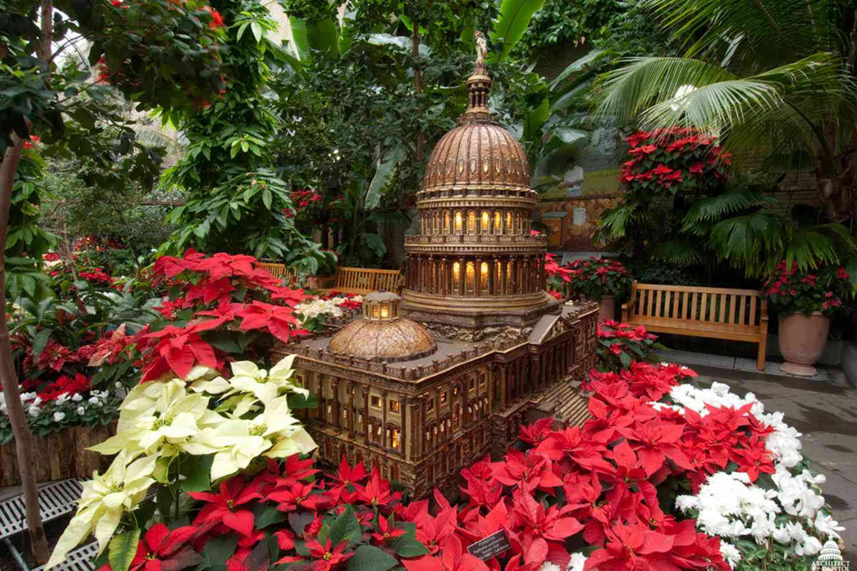 U.S. Botanic Garden 'Season Greenings'
