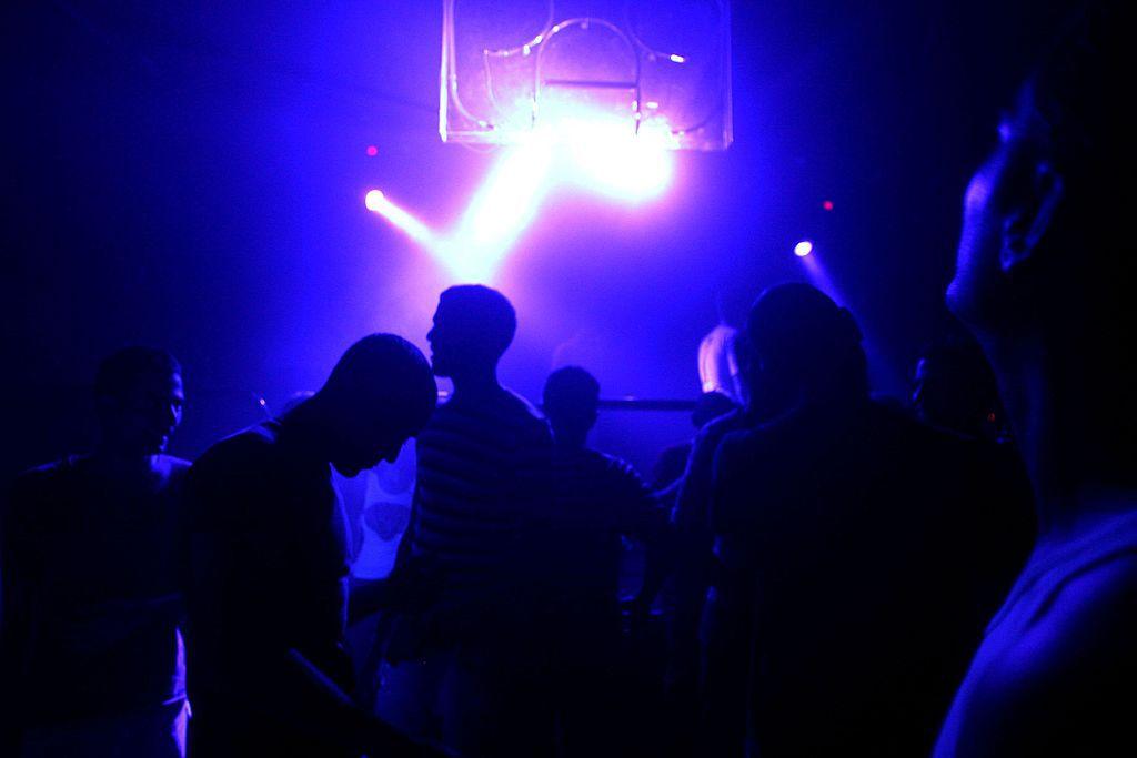 Tel Aviv nightclub