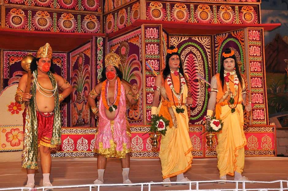 Nav Shri Dharmik Leela Committee