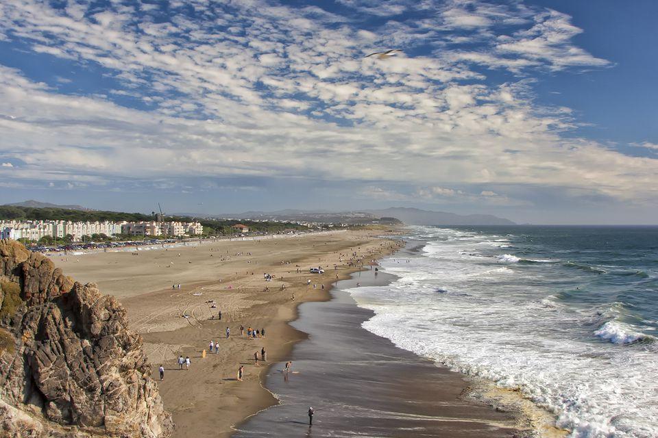 san francisco s ocean beach the complete guide