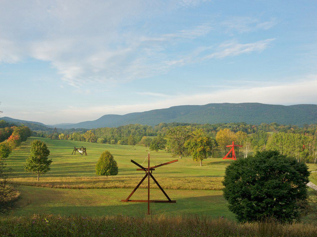 Storm King Art Center, 6 grandes destinos de arte en el valle de Hudson