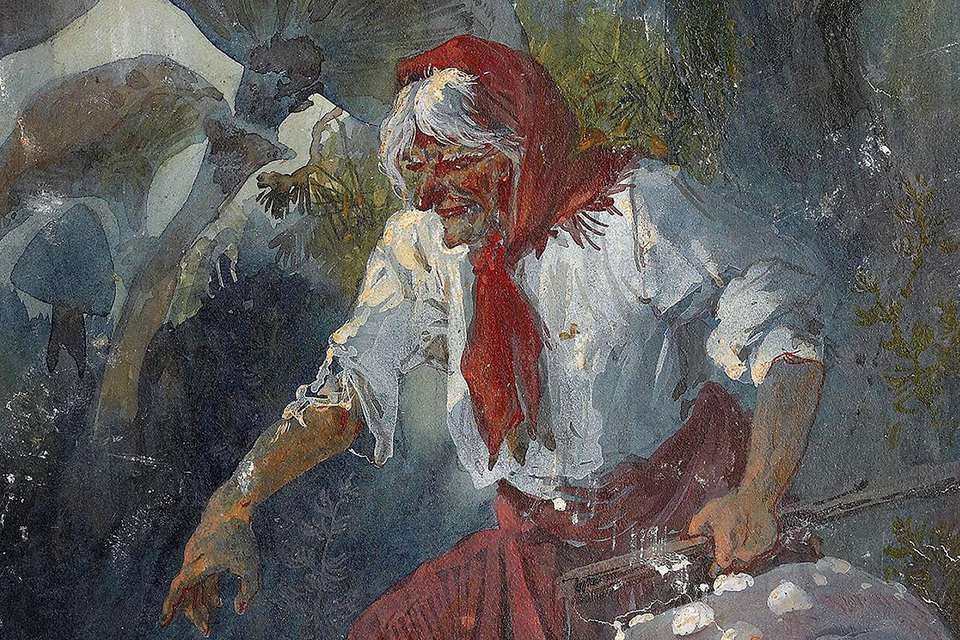 Baba Yaga: The Russian Fairytale Witch