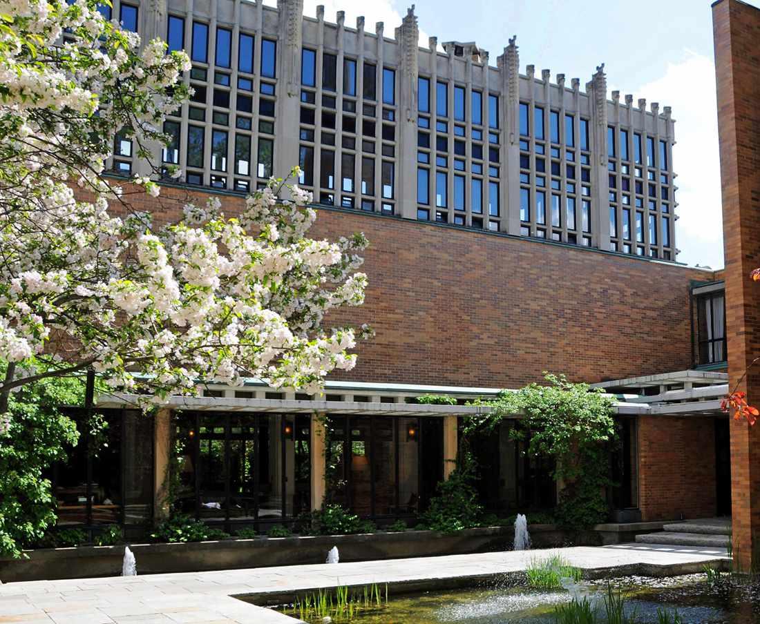Massey College in Toronto.