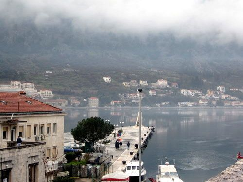 Bahía de Kotor