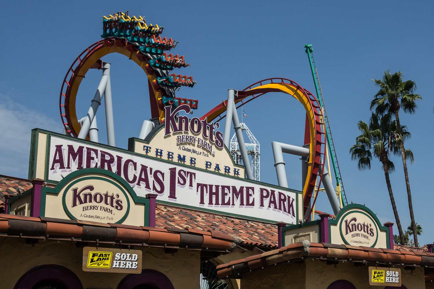 Theme Parks In Los Angeles And Southern California