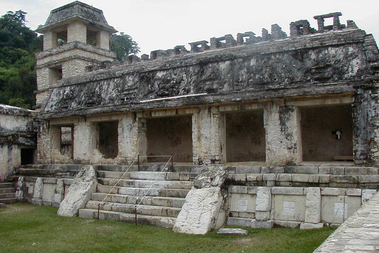 House C at Palenque