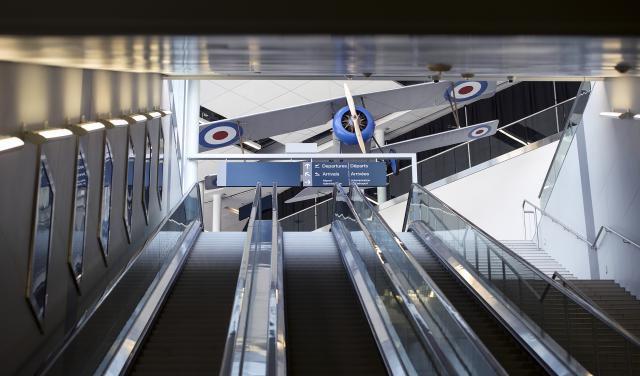 Billy Bishop Airport Pedestrian Tunnel