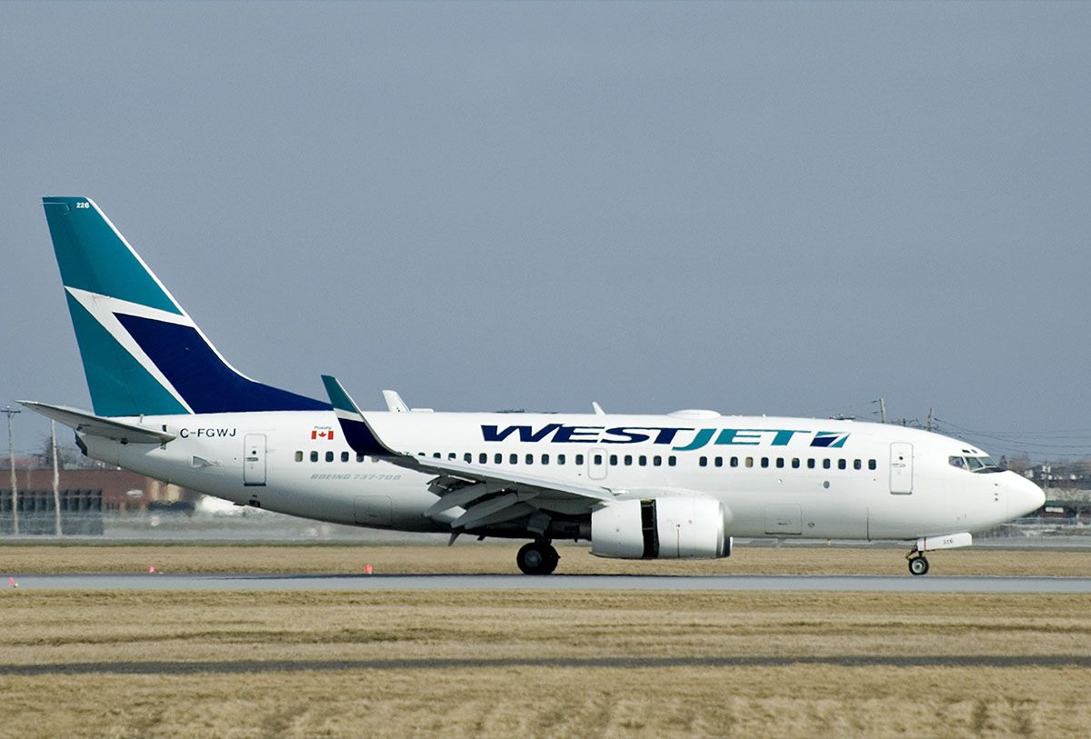 Westjet is a low-cost carrier operating mainly in Canada.