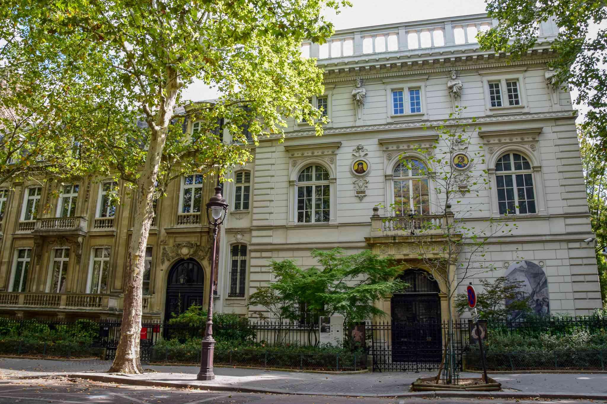 Musée Cernuschi in Paris, France