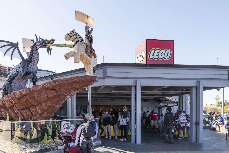 The Lego Imagination Center