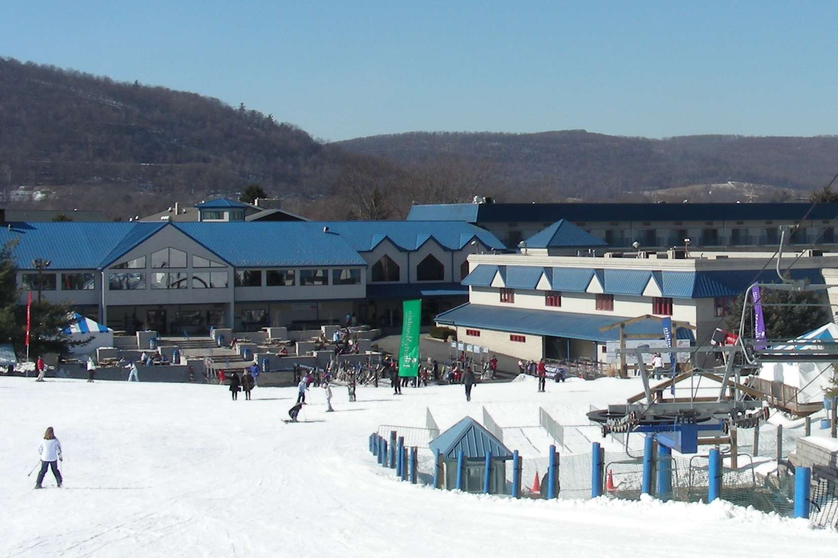 11 ski resorts near washington, d.c.