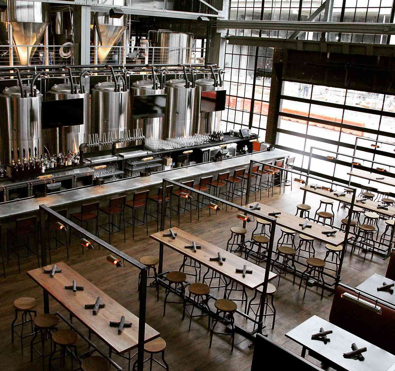 Bluejacket Brewery