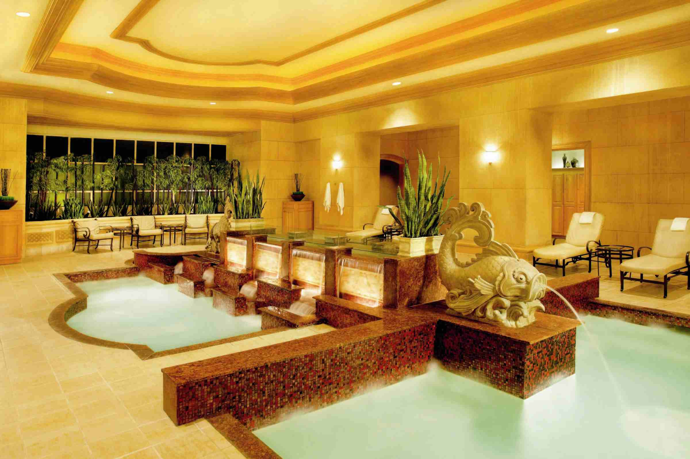 The Best Las Vegas Spas