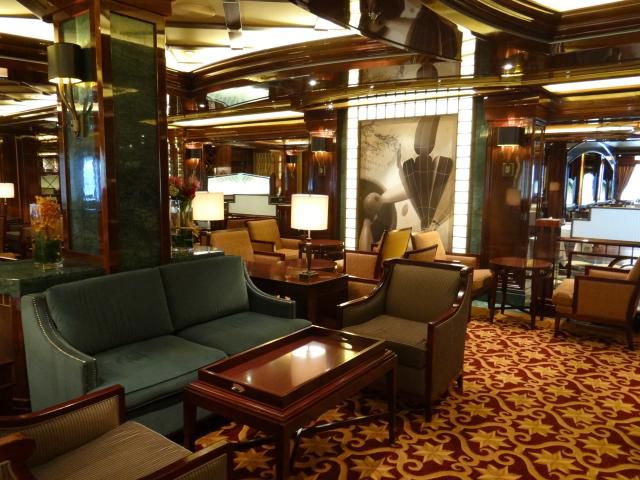 Regal Princess Wheelhouse Bar