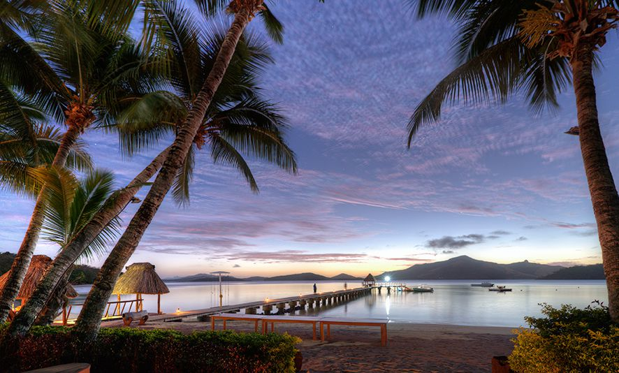Meet Turtle Island Fiji A Legendary Beach Resort