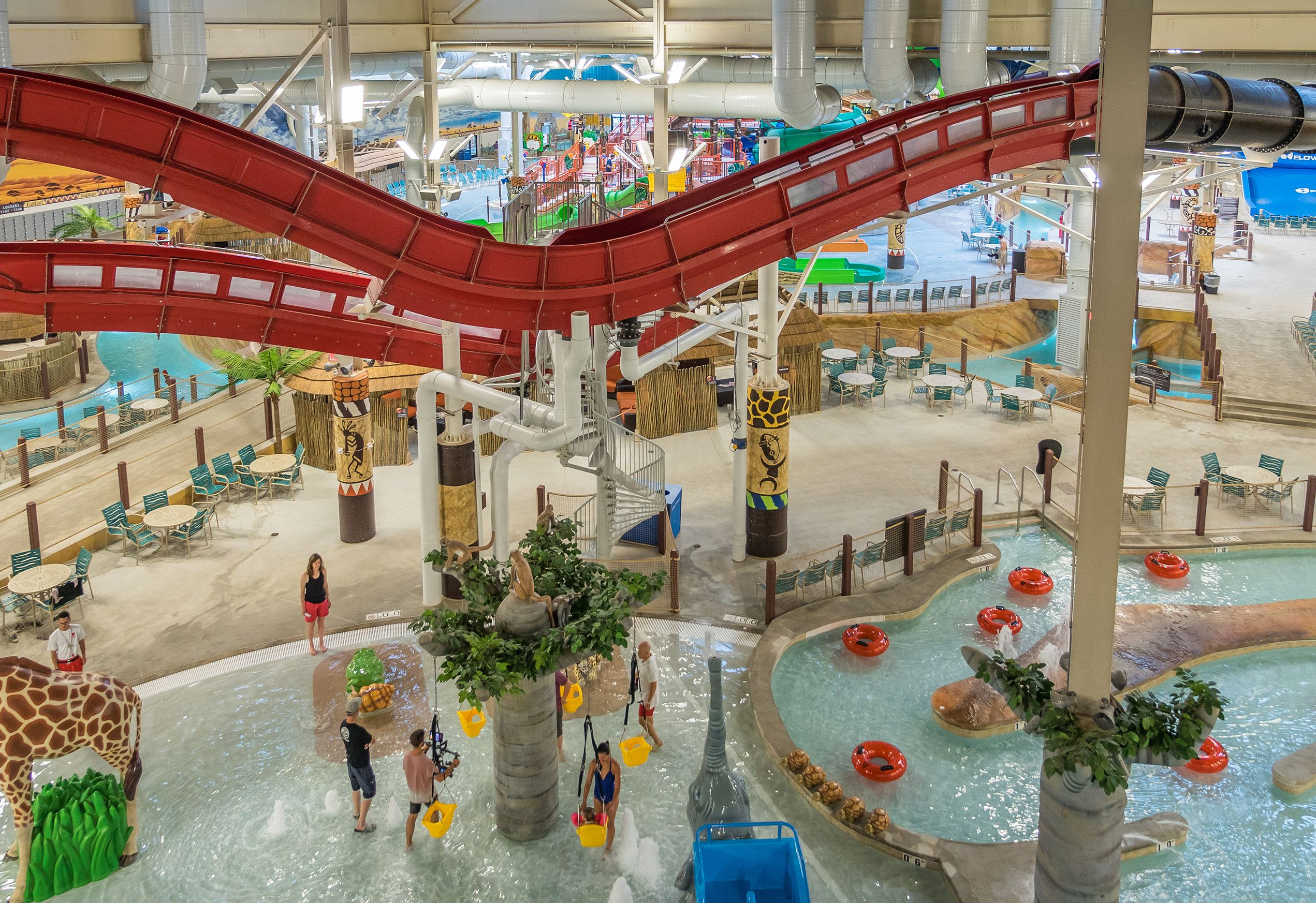 America's Best Indoor Water Parks in Every Region