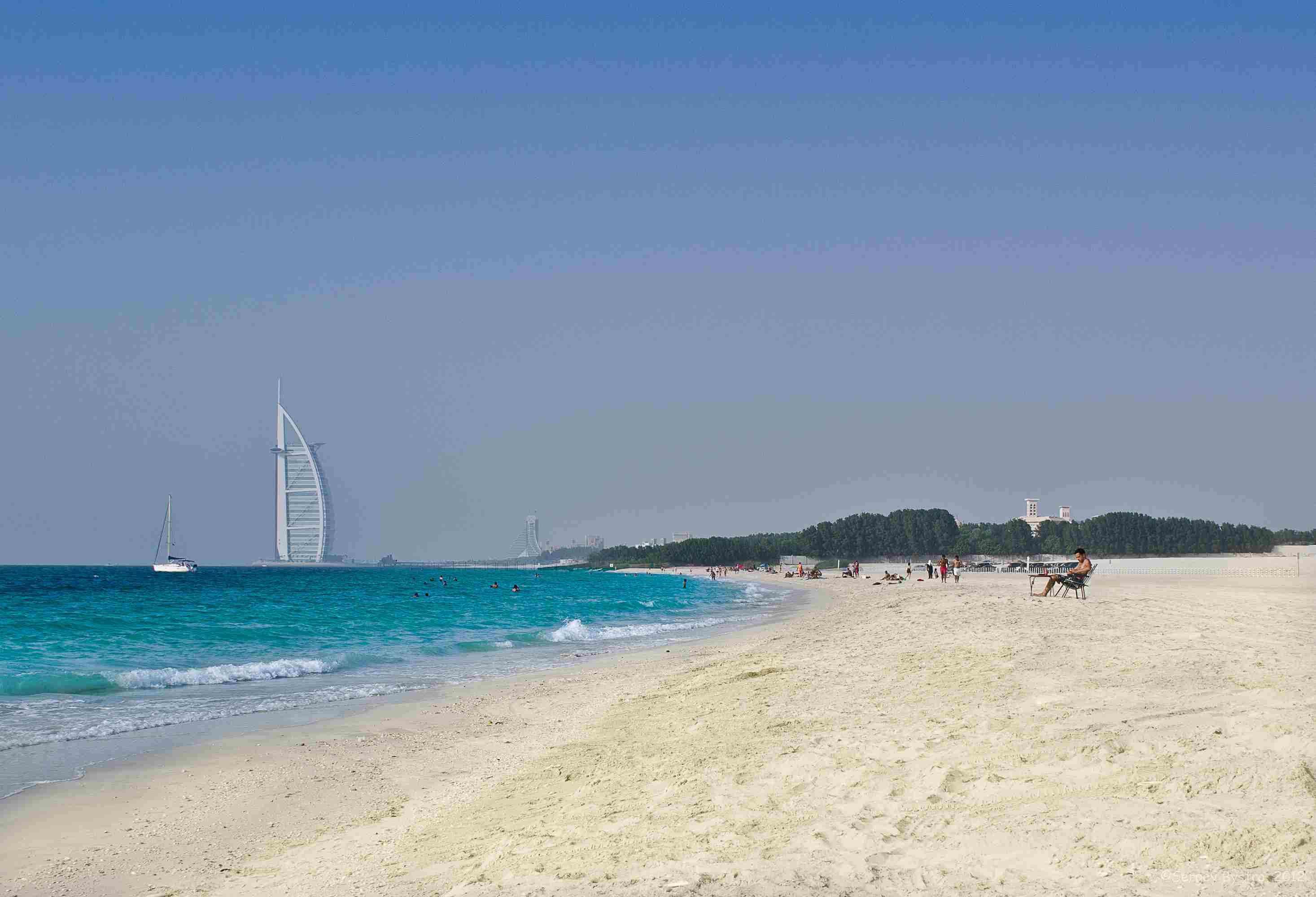 Black Palace Beach, Dubai