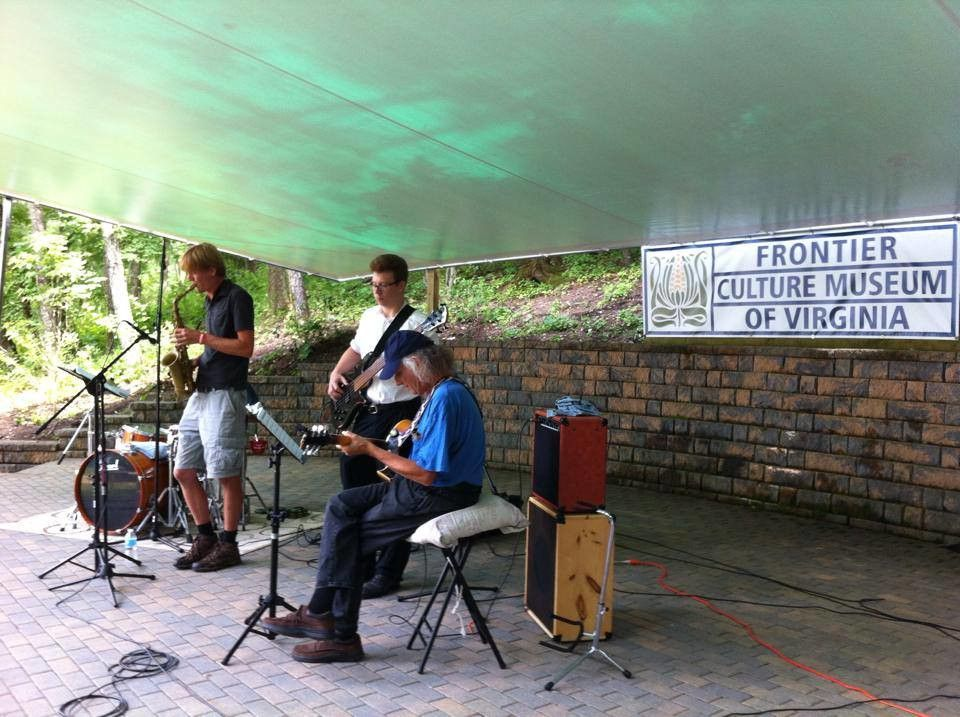 Concert at the Culture Museum on the Wine Trail