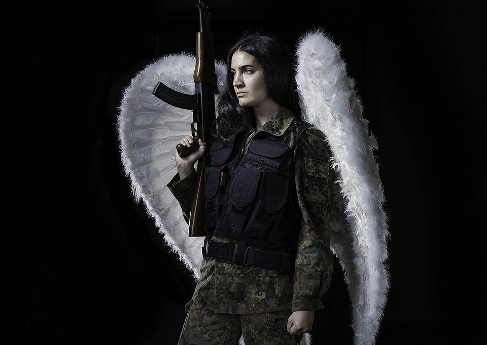 Angel of Kobane