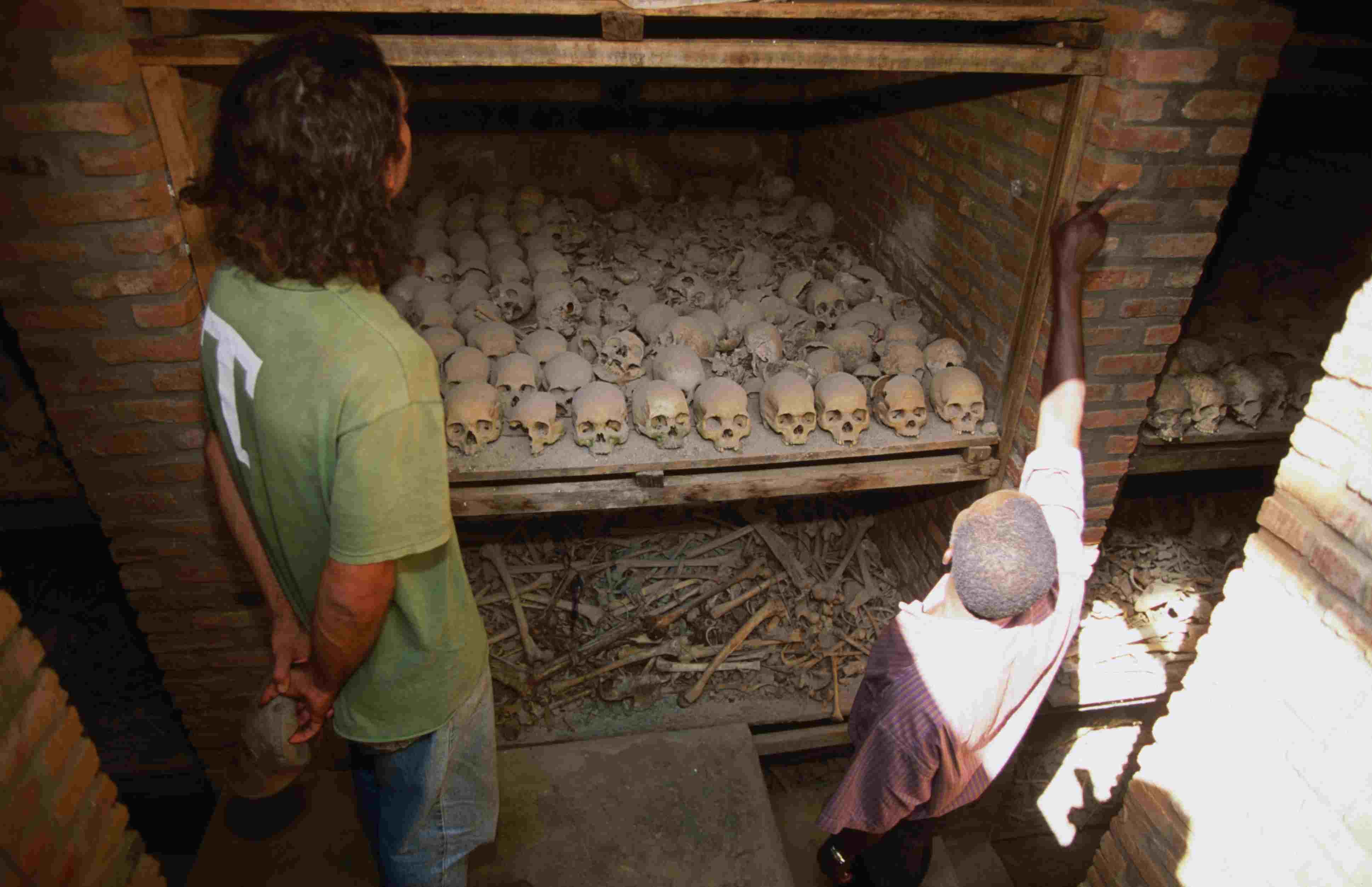 Human Remains, Nyamata Church