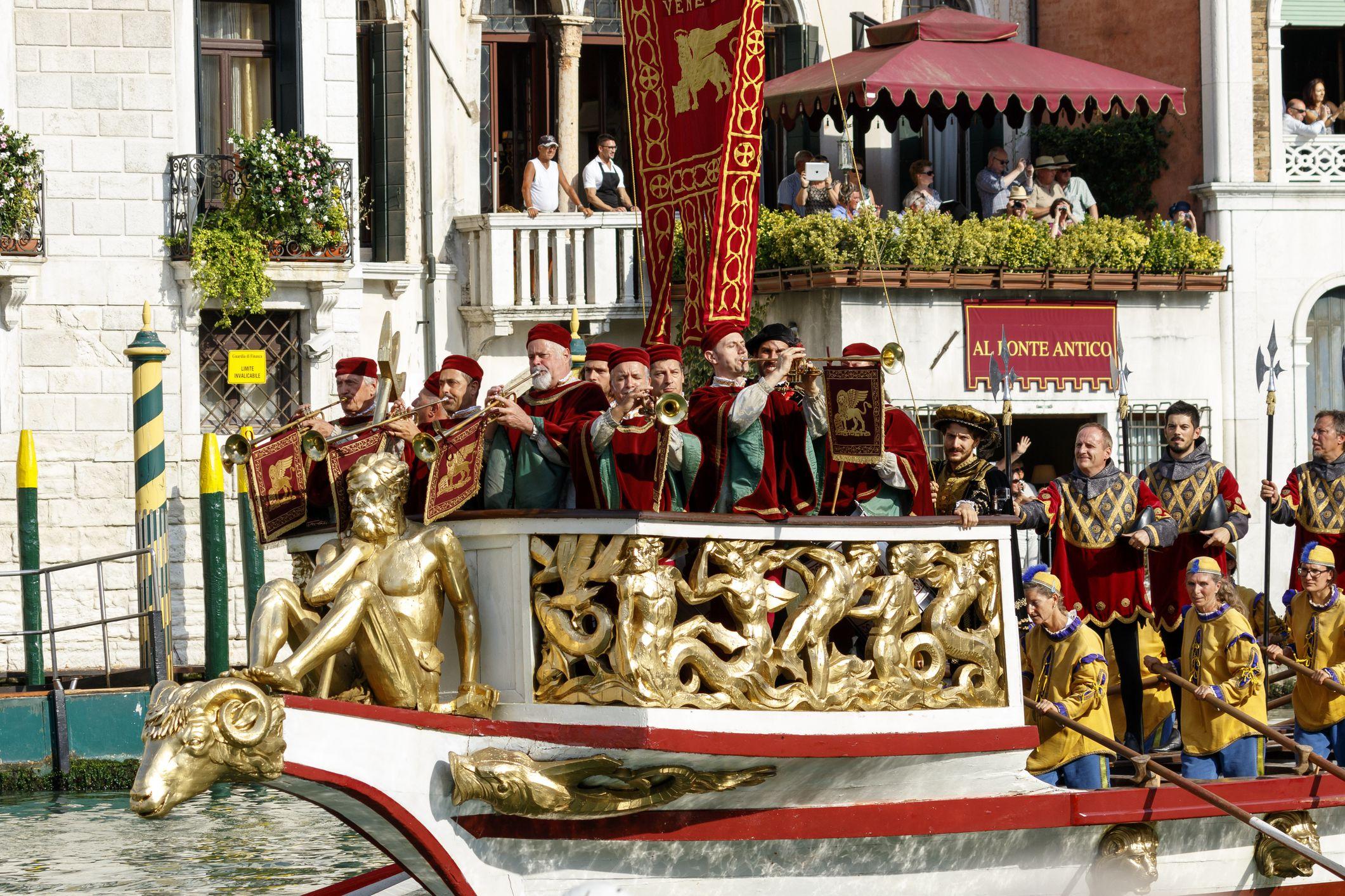 Regata de Venecia