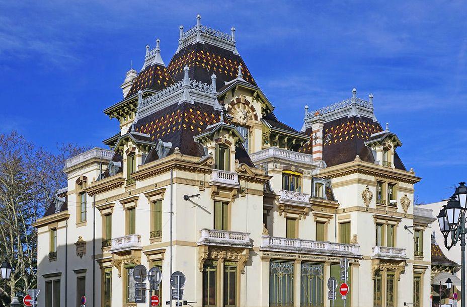 Villa Lumière, Lyon